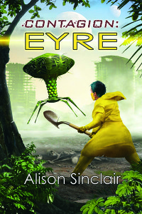 Cover of Contagion Eyre